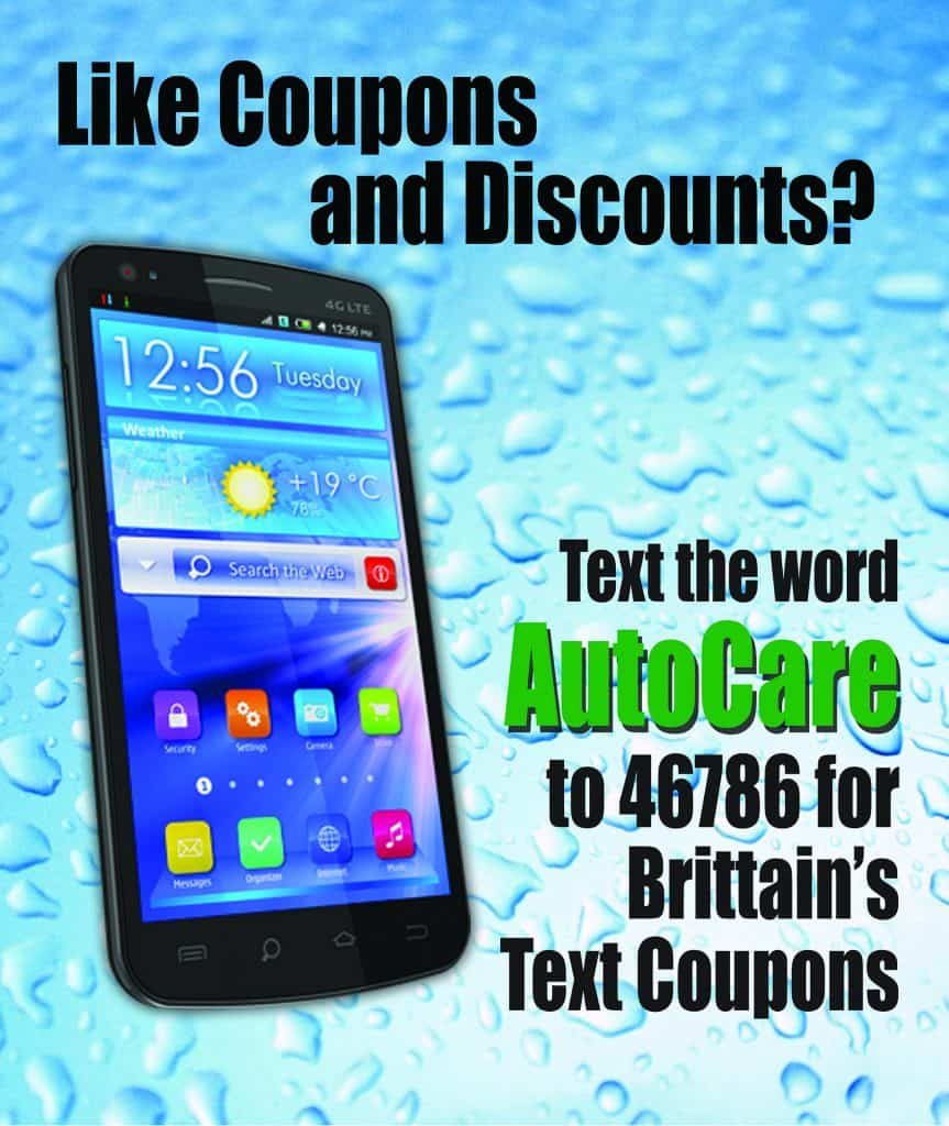 Text AutoCare to 46786